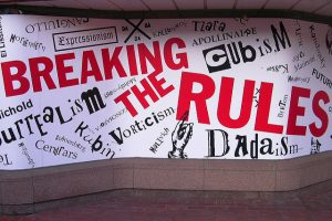 Breaking the Rules Image